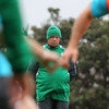 Declan Kidney surveys the scene at training on Wednesday. He has named an unchanged team for the quarter-final against Wales, although hooker Rory Best still has to be prove his fitness