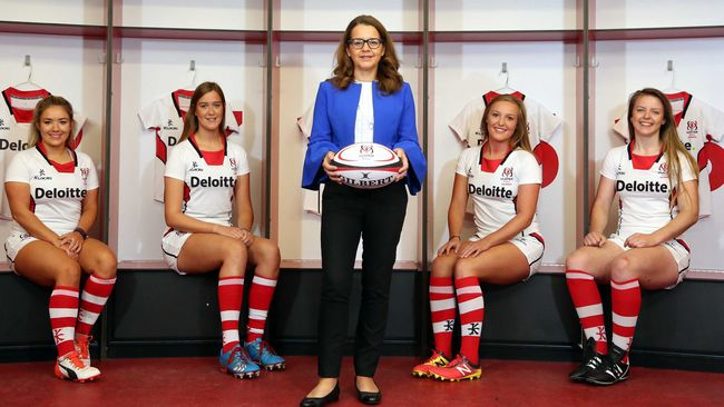 Deloitte To Sponsor Ulster Women's Team In Two-Year Deal