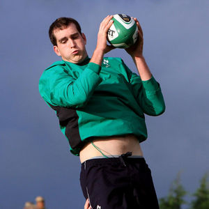Ireland Squad Training At Donnybrook, Tuesday, November 9, 2010