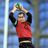 Lock Devin Toner is one of three uncapped players training with the Irish squad this week. The others are backs Johne Murphy and Fergus McFadden