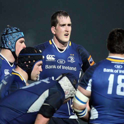 Leinster second row Devin Toner