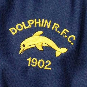 The crest of Dolphin RFC
