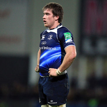 Leinster flanker Dominic Ryan