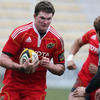 Donnacha Ryan had an eventful afternoon in Viadana, being sin-binned and scoring a second half try