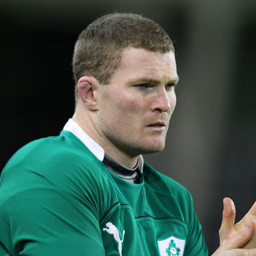 Versatile Ireland forward Donnacha Ryan