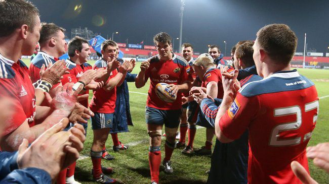 O'Callaghan Captains Munster For Season Opener