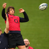Second row Donncha O'Callaghan could see action as a replacement in Friday's historic encounter