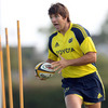 Donncha O'Callaghan is eager to get back playing with Munster, following the Lions tour and pre-season