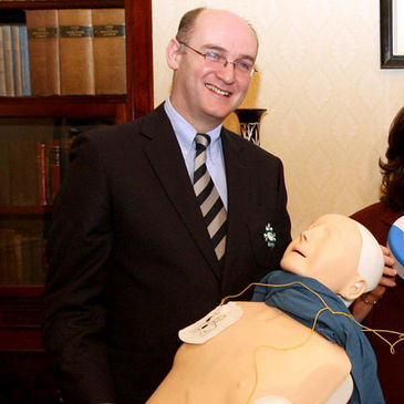 IRFU Medical Director, Dr Conor McCarthy