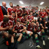 The British and Irish Lions won the series 2-1, gaining revenge on the Wallabies for their defeat in the most recent series in Australia 12 years ago