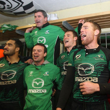 Connacht are now set for their second year of Heineken Cup rugby