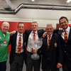 It was a job well done by the Lions management team - kicking coach Neil Jenkins, backs coach Rob Howley, forwards coach Graham Rowntree, head coach Warren Gatland and defence coach Andy Farrell