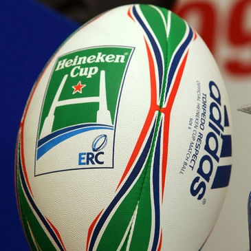 The Heineken Cup's pool stages are almost over