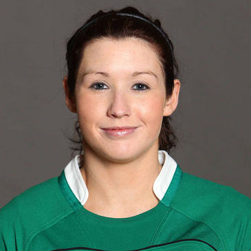 Ireland Women's full-back Eliza Downey