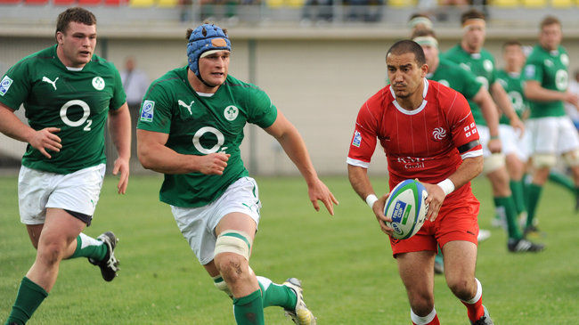 Emerging Ireland Heading To Romania For IRB Nations Cup