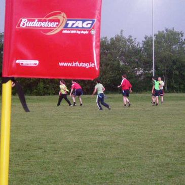 Budweiser Tag at Enniscorthy RFC