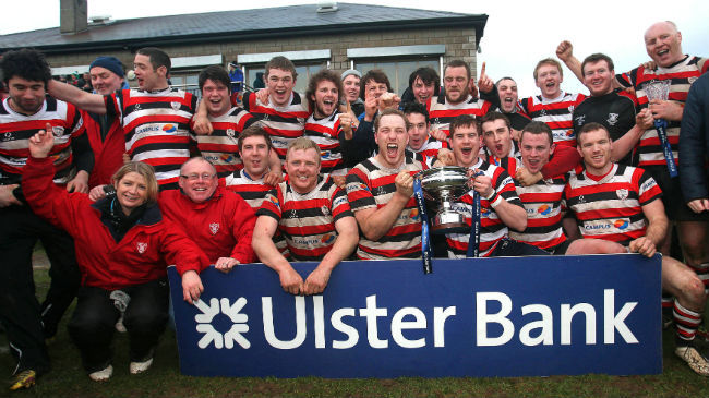 Draw Made For Ulster Bank All-Ireland Junior Cup