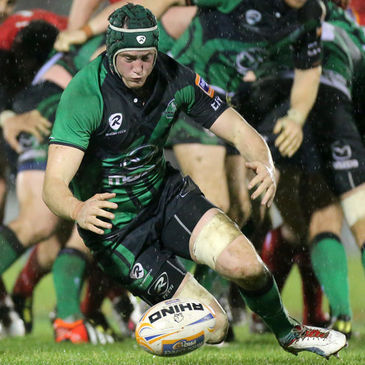 Eoin McKeon will start for Connacht in Treviso