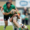 Ireland Under-20 back rower Eoin McKeon got some game-time as a second half replacement at Dubarry Park