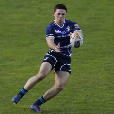Leinster and Ireland Wolfhounds centre Eoin O'Malley