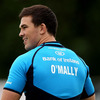 The whereabouts of the missing 'e' on the back of his jersey was a mystery to centre Eoin O'Malley