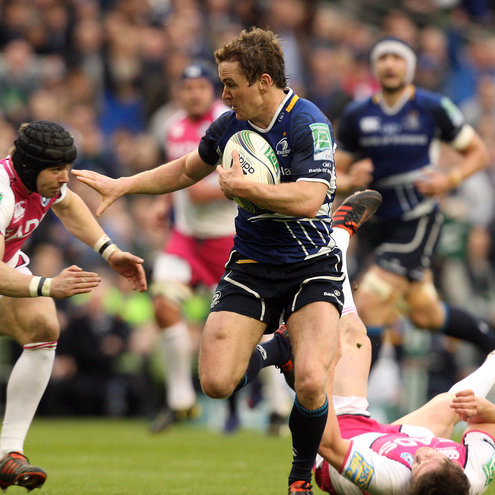 Eoin Reddan in action against the Cardiff Blues