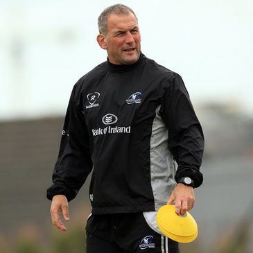 Connacht head coach Eric Elwood