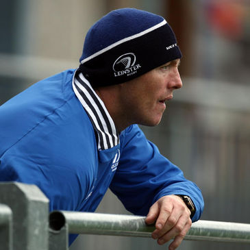 Eric Miller is the new head coach of Blackrock College RFC