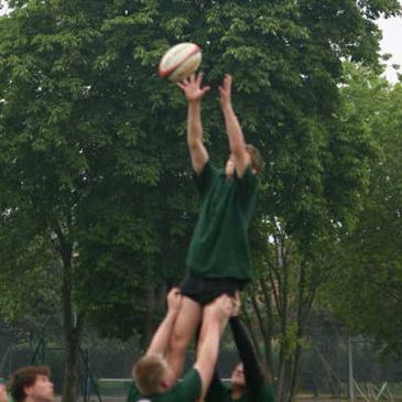 Exiles Lineout