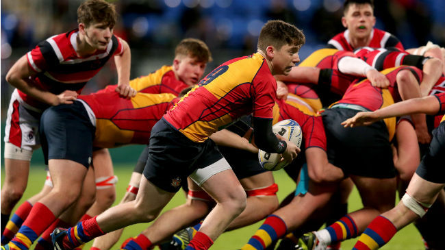 IRFU Provides Concussion Management Training for all Schools Cup Coaches