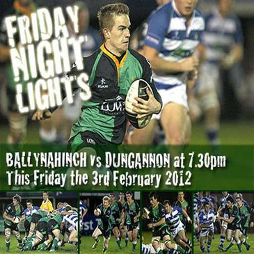 'Friday Night Lights' in Ballynahinch