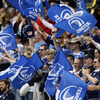 The travelling Leinster fans made the presence felt as part of a 4,000-strong crowd at Stadio Zaffanella in Viadana