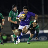 Winger Fautua Otto was a dangerous runner from deep and helped create a second half try for replacement Brando Va'aulu