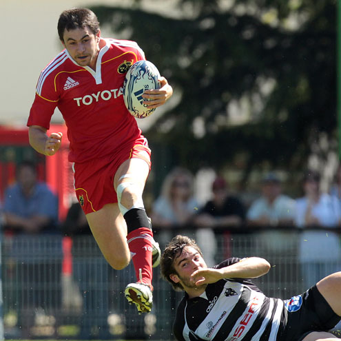 Brive 37 Munster 42, Stadium Municipal, Saturday, April 9, 2011