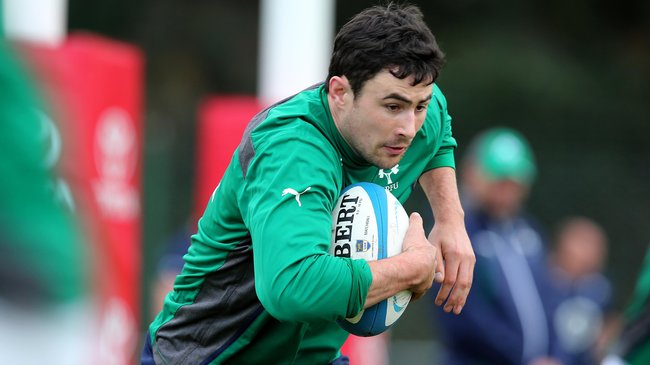 Ireland Squad Training At The San Isidro Club, Buenos Aires, Argentina, Wednesday, June 4, 2014