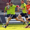 Felix Jones is fighting fit again after shipping a high tackle from cited Ospreys back rower Jerry Collins last weekend