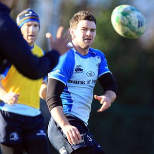 Leinster Squad Training At UCD, Tuesday, December 14, 2010