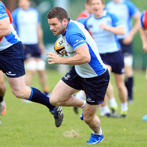 Leinster Squad Training At UCD, Tuesday, May 24, 2011