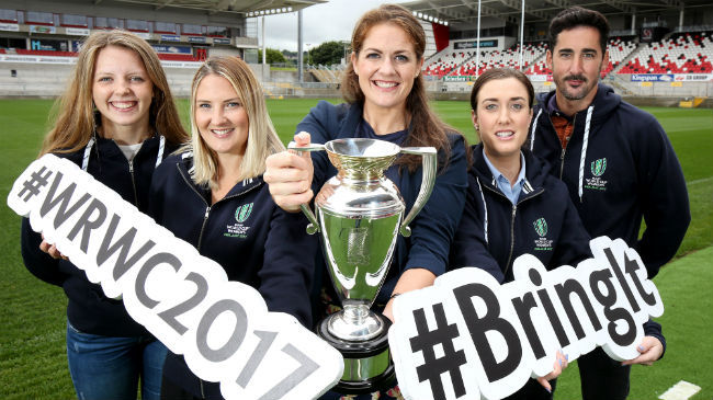 #WRWC2017 Legacy Programme Announced