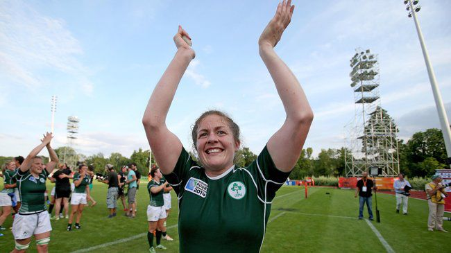 Coghlan To Play For First Barbarians Women's Team