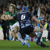 Winger Fionn Carr made a lively start for Connacht, causing the Cardiff defence plenty of problems