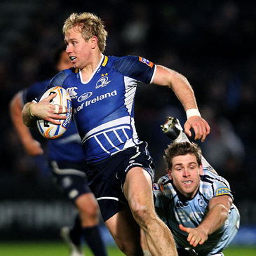 Fionn Carr will start for Leinster against Ulster