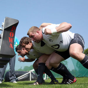 Ireland Squad Training At Carton House, Kildare, Friday, May 25, 2012