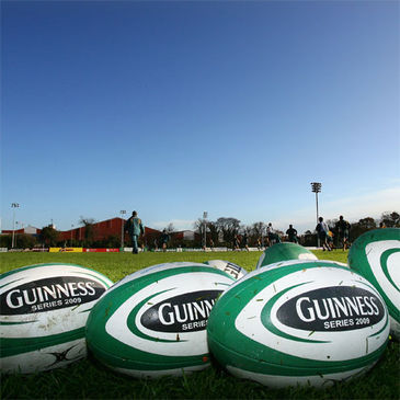 The GUINNESS Series gets underway today