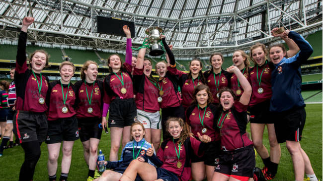 Irish Rugby TV: GX7s A Huge Success In Aviva Stadium