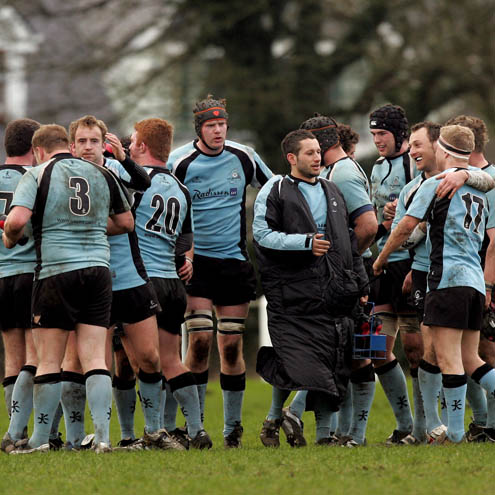 Galwegians came out on top against Buccaneers