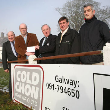 All-Ireland League club Galwegians have new sponsors