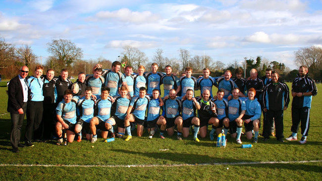 The Galwegians squad and management team