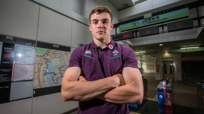 'It's Like Nothing I've Experienced Before' - Garry Ringrose On Japan