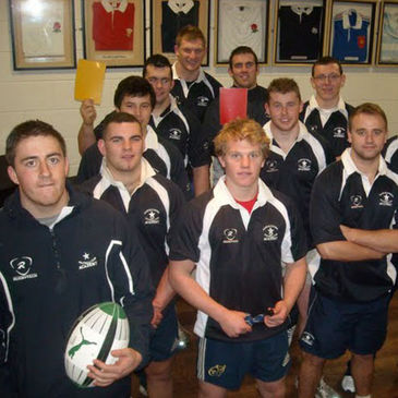 Members of the Garryowen Academy